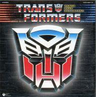 超ロボット生命体トランスフォーマー(状態:歌詞カード欠品)