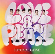 CROSS GENE / Love&Peace[DVD付初回限定盤A] ~TVアニメ「デュエル・マスターズ バーサスレボリューション」エンディング・テーマ