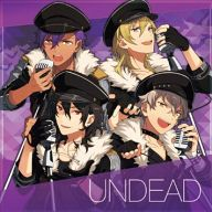 「あんさんぶるスターズ!」ユニットソングCD Vol.1「UNDEAD」