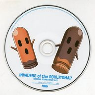 INVADERS of the ROKUJYOMA!? ORIGINAL SOUNDTRACK Vol.1
