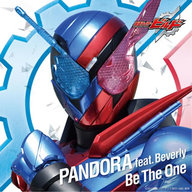 PANDORA / Be The One[通常盤] ~「仮面ライダービルド」主題歌