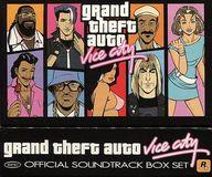 Grand Theft Auto: Vice City Official Soundtrack Box Set[輸入盤](状態:VOLUME.5の裏ジャケットに穴有り)
