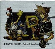 KINGDOM HEARTS Original Soundtrack COMPLETE(状態:収納BOX状態難)