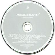 リッジレーサーV オリジナル・ゲームサウンドトラック(状態:ディスクのみ)