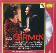 レヴァイン(指揮)/ビゼー:歌劇「カルメン」