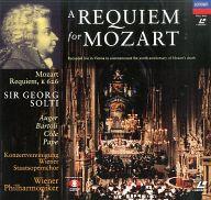 ショルティ指揮/モーツァルトのためのレクイエム