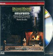 SIEGGRIED Chereau・Bayreuther Festspiele・Boulez[輸入盤]
