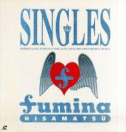 久松 史奈/SINGLES