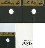 JESUS ジーザス(状態:ゲームディスク+説明書)