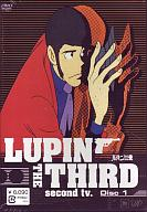 LUPIN THE THIRD second tv. DVD DISC1