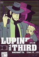 LUPIN THE THIRD second tv. DVD DISC2