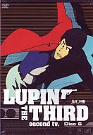 LUPIN THE THIRD second tv. DVD Disc 6