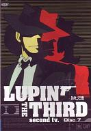 LUPIN THE THIRD second tv. DVD Disc 7