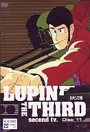 LUPIN THE THIRD second tv. DVD Disc11