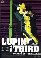 LUPIN THE THIRD second tv. DVD Disc12