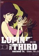 LUPIN THE THIRD second tv. DVD Disc13
