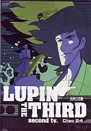 LUPIN THE THIRD second.tv DVD Disc24