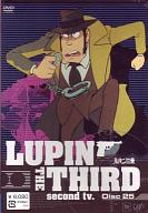 LUPIN THE THIRD second.tv DVD Disc25
