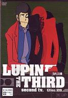LUPIN THE THIRD second.tv DVD Disc26
