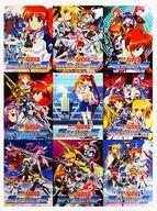 魔法少女リリカルなのはStrikerS 初回版全9巻セット