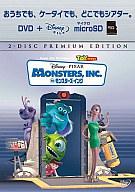 モンスターズ・インク DVD + microSD