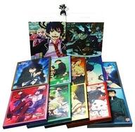 青の祓魔師 完全生産限定版 BOX*2付き全10巻セット