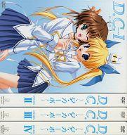 不備有)D.C. ~ダ・カーポ~ DVD-BOX 全4BOXセット(状態:カレンダーカード欠品)