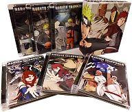 不備有)NARUTO-ナルト- 疾風伝 五影集結の章 BOX付初回版全6巻セット(状態:アクションポストカード欠品)