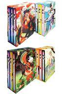 不備有)刀語 BOX×4付完全生産限定版全12巻セット(状態:カード欠品)
