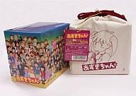 不備有)あずきちゃん DVD-BOX (復刻版-初回限定生産版-)(状態:DISC2欠品)