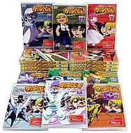 不備有)金色のガッシュベル!! Level-3 単品全17巻セット(状態:第1巻のジャケットに破れ・DISCケースに破損有り)