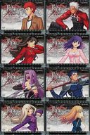 不備有)Fate/stay night BOX付き初回限定版全8巻セット(状態:三方背BOX・第6巻カード欠品)