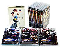 仮面ライダー剣(ブレイド)初回版全12巻セット