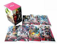 不備有)仮面ライダーディケイド BOX付初回限定版全7巻セット(状態:収納BOX・パッケージに難有り)