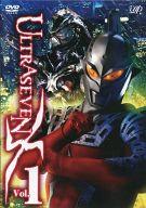 不備有)ULTRASEVEN X Vol.1 プレミアム・エディション(状態:ウルトラアイ欠品)