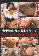 女子校生 膣内糞塗りたくり ウンコしながら合体