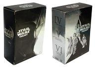 不備有)スター・ウォーズ トリロジー DVD-BOX(状態:エピソードIVのDISCにセンターホール割れ有り)