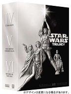 不備有)スター・ウォーズ トリロジー DVD-BOX(状態:パッケージに難有り)