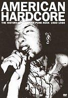 """不備有)AMERICAN  HARDCORE  スペシャルBOX """"Everything Gone Black""""EDITION[初回限定生産](状態:全特典欠品)"""