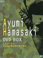 不備有)浜崎あゆみ DVD-BOX(状態:収納BOXに難有り)