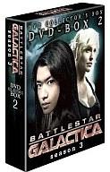 GALACTICA 転:season 3 DVD-BOX 2