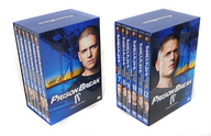 プリズン・ブレイク ファイナル・シーズン DVDコレクターズBOX 全2BOXセット