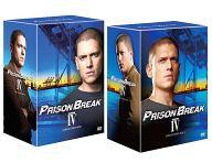 プリズン・ブレイク ファイナル・シーズン DVDコレクターズBOX[初回限定版] 全2BOXセット