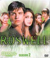 不備有)ロズウェル 星の恋人たち シーズン2 SEASONSコンパクト・ボックス(状態:DISC4センターホール割れ(小)・DISC8センターホール割れ(大)有り)