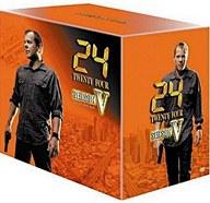 不備有)24 TWENTY FOUR シーズン V コレクターズBOX(状態:収納BOXに難有り)