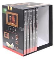 不備有)TRICK2 -トリック2- 超完全版(状態:第1巻のトリスポ欠品、三方背BOXに染み有り)