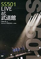 SS501 / LIVE at 武道館 [通常版]