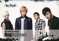 F.CUZ / F.CUZ JAPAN 1st Showcase Hug My Heart