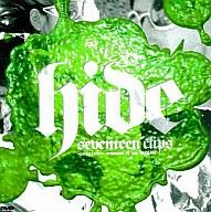 hide・seventeen clips (ユニバーサルミュージック)