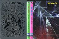 Kis-My-Ft2 / Kis-My-Ftに逢えるde Show vol.3 at 国立代々木競技場第一体育館 2011.2.12/Kis-My-Ft2 Debut Tour 2011 Everybody Go at 横浜アリーナ 2011.7.31(ジャケットA)[初回限定生産]